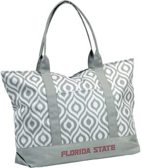 NCAA Logo Brand Florida State Seminoles Ikat Tote