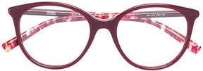 Max Mara round glasses