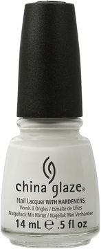 China Glaze White On White Nail Polish - .5 oz.