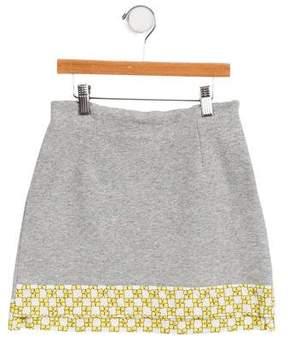 Marni Junior Girls' Printed Skirt w/ Tags