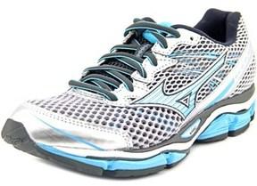 Mizuno Wave Enigma 5 Women Round Toe Synthetic Gray Running Shoe.