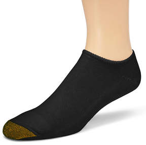 Gold Toe 6-pk. Athletic No Show Socks - Extended Sizes