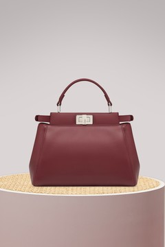 Fendi Mini Peekaboo handbag