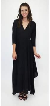 Everly Honestly Onyx Maxi Dress