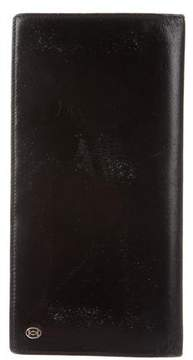 Cartier Textured Leather Wallet