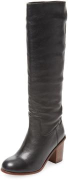 Seychelles Women's Obsidian Tall Leather Boot