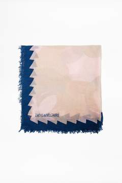 Zadig & Voltaire Zadig Voltaire Zadig Voltaire | Delta Camou Scarf