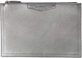 Givenchy Antigona Medium Metallic Pouch