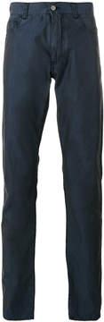 Canali plain pants
