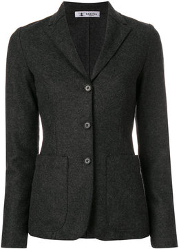 Barena cinched waist blazer