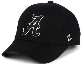 Zephyr Alabama Crimson Tide Black & White Competitor Cap