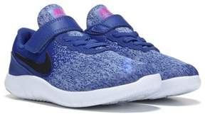 Nike Kids' Flex Contact Sneaker Preschool