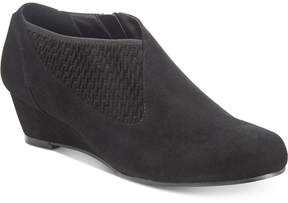 Impo Gabriella Wedge Booties Women's Shoes
