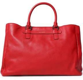 Dolce & Gabbana Mediterranean Textured-Leather Tote