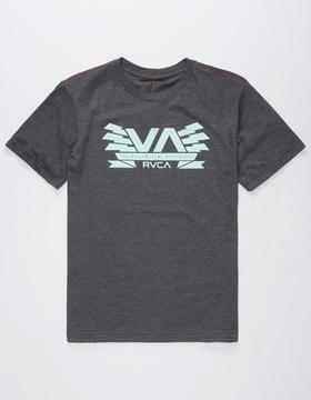 RVCA Charged Boys T-Shirt