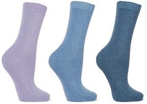 Falke Set Of Three Knitted Socks - Lilac
