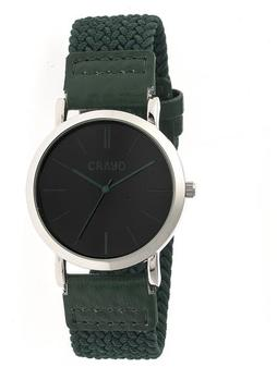 Crayo Symphony Collection CRACR2703 Unisex Watch with Nylon Strap
