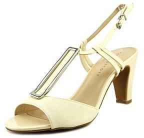 Karen Scott Lorahh Open Toe Synthetic Sandals.