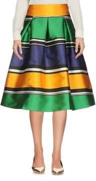 Cuplé Knee length skirts