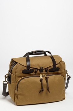Filson Men's Padded Laptop Bag - Brown