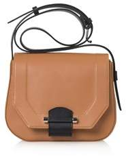 Joanna Maxham Enigma Crossbody Bag In Tan.