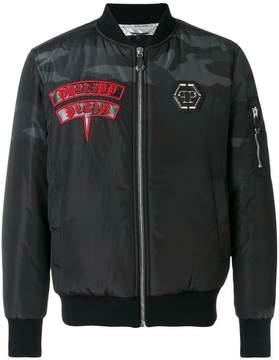 Philipp Plein Chojiro bomber jacket
