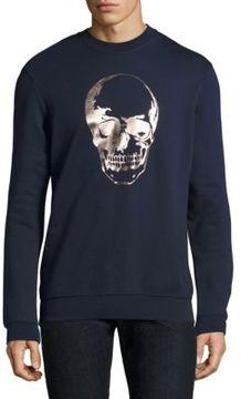 Markus Lupfer Foil Skull Sweater