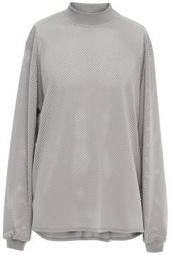 Fear Of God Long sleeve mesh tee shirt