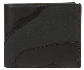 Valentino Men's Py2p0p42tfn0no Black Leather Wallet.