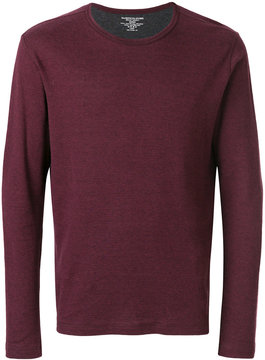 Majestic Filatures crew neck jumper