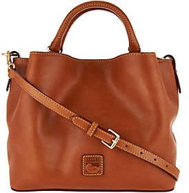 Dooney & Bourke As Is Florentine Small Brenna Satchel Handbag