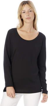 Alternative Apparel Charmer Satin Jersey T-Shirt