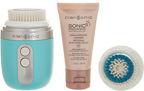 Clarisonic Mia Fit Sonic Cleansing System w/Extra Brush Head