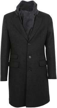 Neil Barrett Single Breasted Coat