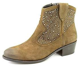 INC International Concepts Women's Distressed Ankle Boots.