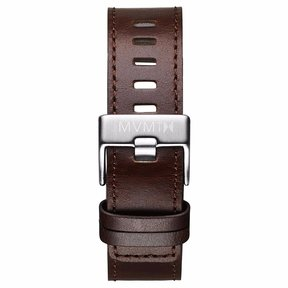 MVMT Mens Chrono 40mm Series 20mm Brown Leather