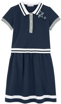 Moncler Polo dress with fancy patches