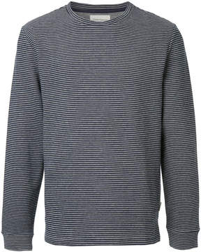 Oliver Spencer Berwick striped long sleeve T-shirt