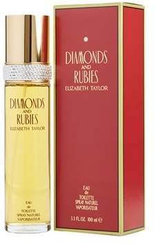 Elizabeth Taylor Diamonds & Rubies By For Women.