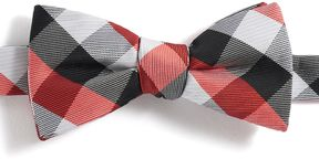 Chaps Boys 4-20 Check Bow Tie