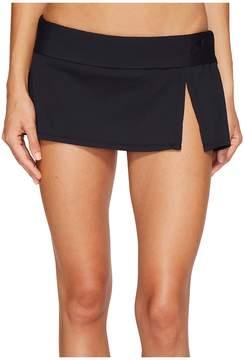 Bleu Rod Beattie Kore Skirted Hipster Bikini Bottom Women's Swimwear