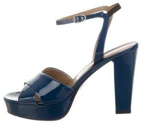Sonia Rykiel Multistrap Platform Sandals w/ Tags