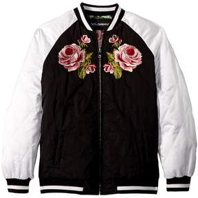 Dolce & Gabbana Down Jacket -Short Girl's Clothing