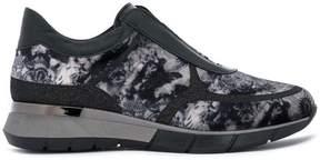 Baldinini patterned sneakers