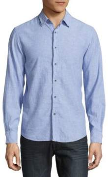 Report Collection Classic Button-Down Shirt