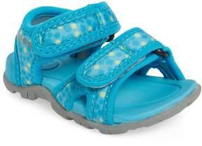 Bogs Whitefish Dots Water Friendly Sandal (Baby, Walker, Toddler & Little Kid)