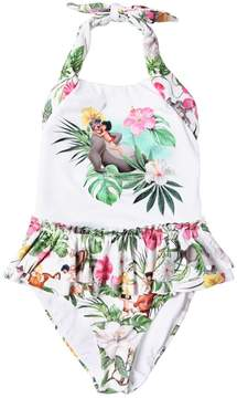 MonnaLisa Jungle Book Lycra One Piece Swimsuit