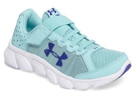 Under Armour Girl's Micro G Assert Vi Running Shoe