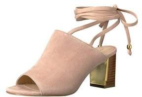 Adrienne Vittadini Footwear Women's Panak Heeled Sandal.