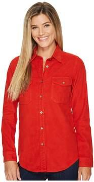 Filson Moleskin Shirt Women's Clothing